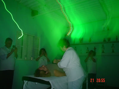 Green illumination, photo 4