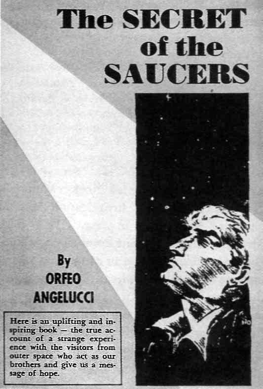 Cover of The Secret of the Saucers