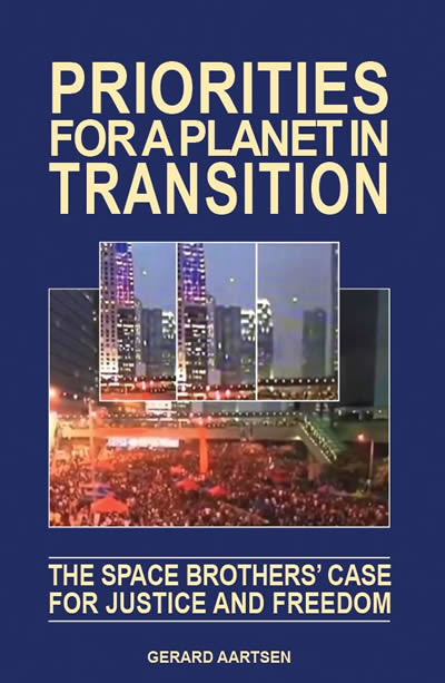 Book cover: Priorities for a Planet in Transition