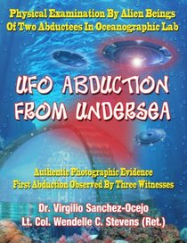 UFO Abductions from Undersea book cover