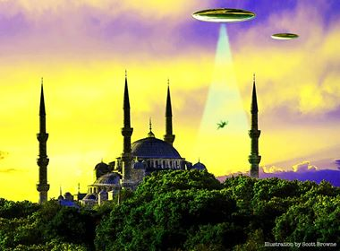 Alien Abduction in Turkey